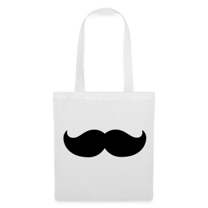 Moustache Tote Bag - Tote Bag