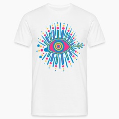 The Animal Eye by Cheerful Madness!! T-Shirts
