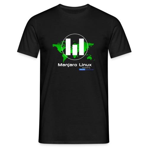Manjaro Linux sponsor special - Men's T-Shirt