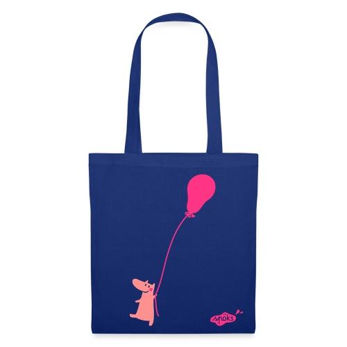 Kallinchen mit Luftballon - Stoffbeutel