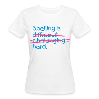 Spelling Is Hard 2 (2c)++ T-Shirts
