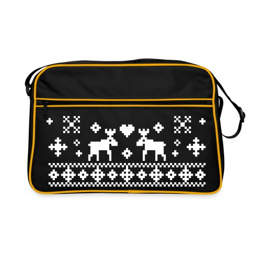 Kid's christmas bag - Retro Bag