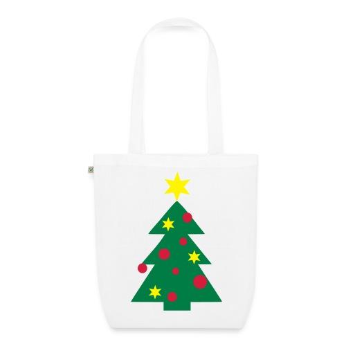Kid's organic christmas bag - EarthPositive Tote Bag