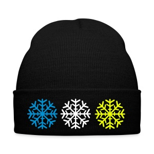 Kid's snowflake beanie - Winter Hat