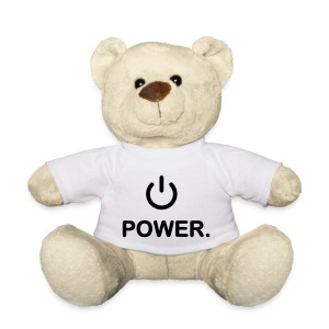POWER teddy - Teddy Bear