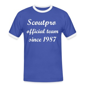 Scoutpro Official Team - T-shirt contraste Homme