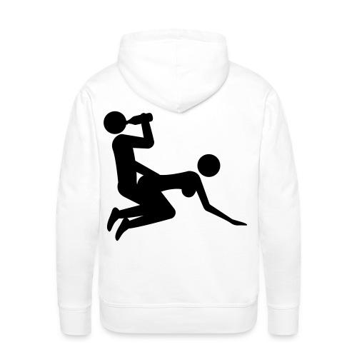 SExe osée - Sweat-shirt à capuche Premium pour hommes