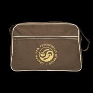 Taschen & Rucksäcke ~ Retro Tasche ~ Psychedelic Studies (beige) - Retro Tasche