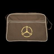 Taschen & Rucksäcke ~ Retro Tasche ~ ShroomHazard (beige) - Retro Tasche