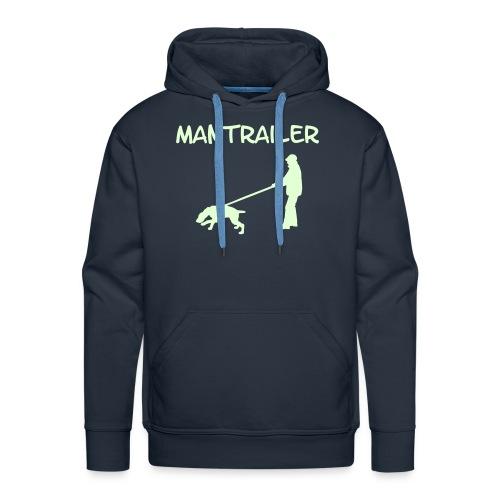 Mantrailer Sweatshirt - Männer Premium Hoodie