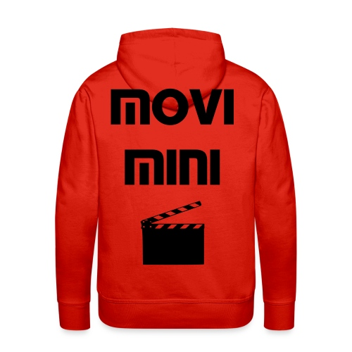 MoviMini Jumper - Men's Premium Hoodie