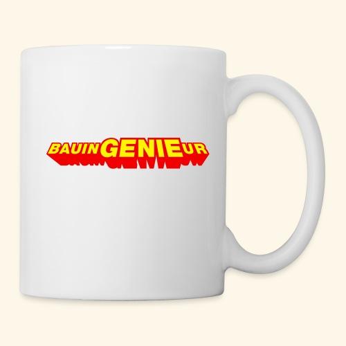 BauinGENIEur, Kaffeebecher - Tasse