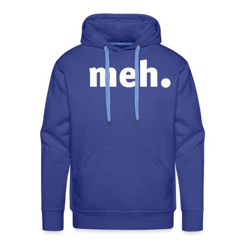 Mannensweater - Mannen Premium hoodie