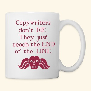 Copywriters, Kaffeebecher - Tasse