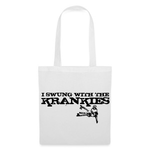 I Swung With The Krankies - Tote Bag