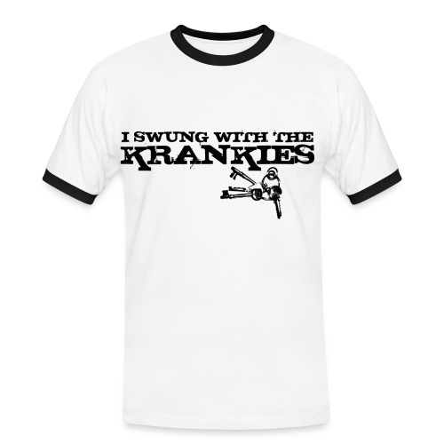 I Swung With The Krankies - Men's Ringer Shirt