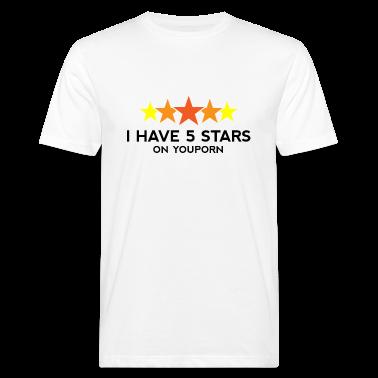 5 Stars Porn 3 (dd)++ T-Shirts