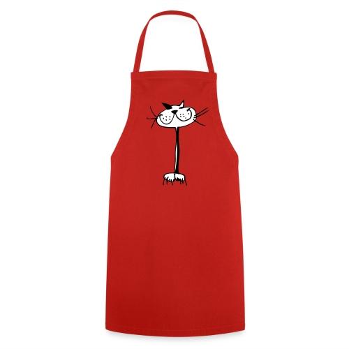 Katzen-Geschenke: Kochschürze  - Kochschürze