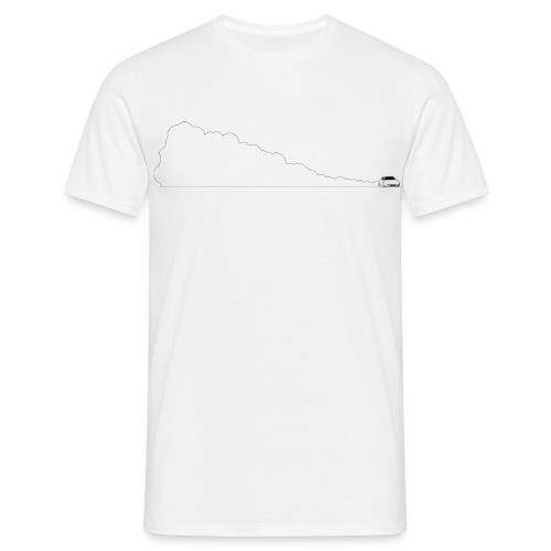 Drifting Across tee - Men's T-Shirt