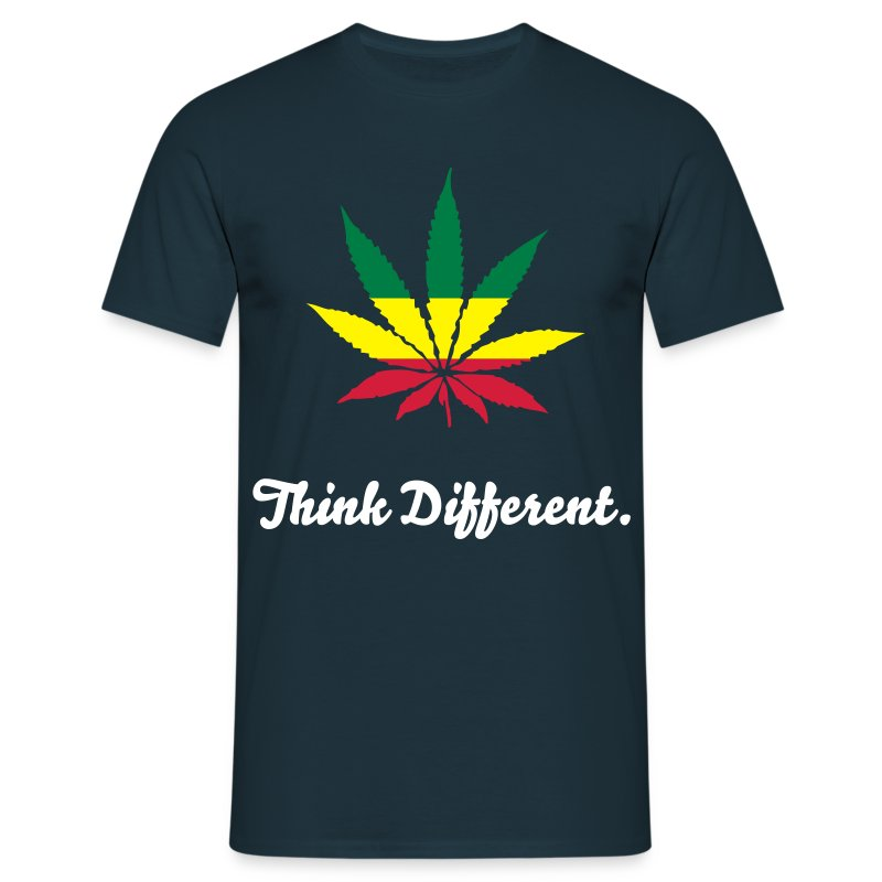 Rebel Army Think Different Tee - Men's T-Shirt