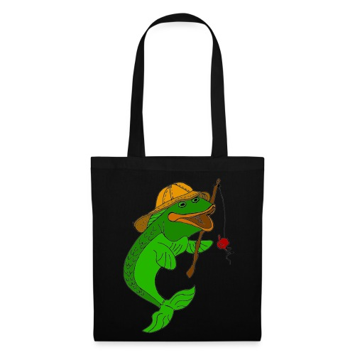 Sac poisson - Tote Bag