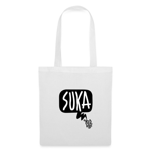 SUKA | Logo  - Borsa di stoffa