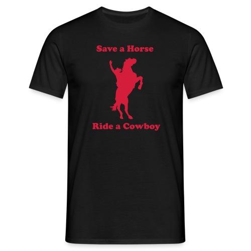 Cowboy - T-shirt Homme