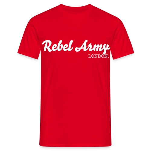 Rebel Army Vintage Tee - Men's T-Shirt