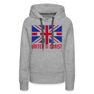 United In Christ - Women's Premium Hoodie