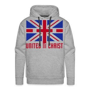 United In Christ - Men's Premium Hoodie