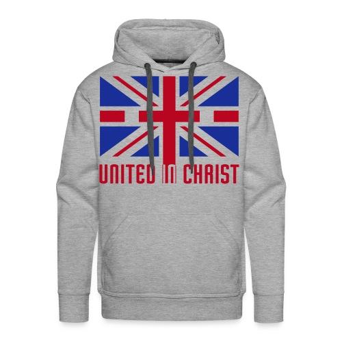 United In Christ - Men's Premium Hoodie
