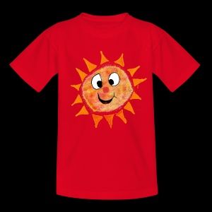 Sonne - Teenage T-shirt