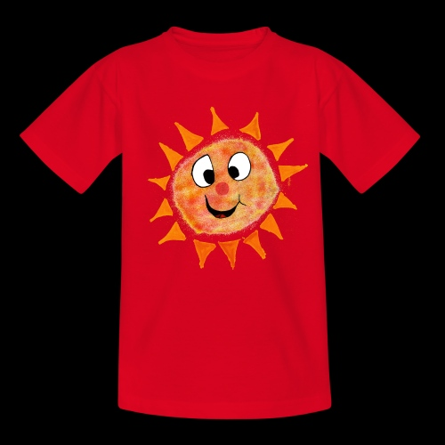 Sonne - Teenager-T-shirt