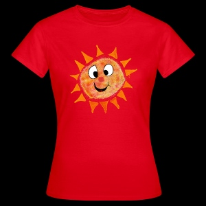 Sonne - Frauen T-Shirt
