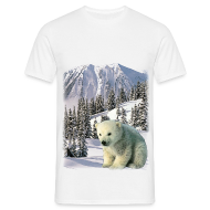 Tee shirts ~ Tee shirt Homme ~ T shirt homme ours