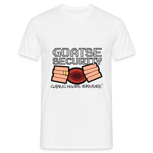 Goatse security - T-shirt Homme