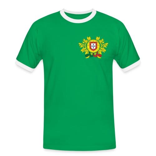 Portugal - T-shirt contrasté Homme