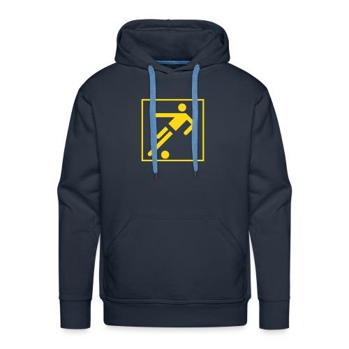 Blouson M4 - Sweat-shirt à capuche Premium pour hommes