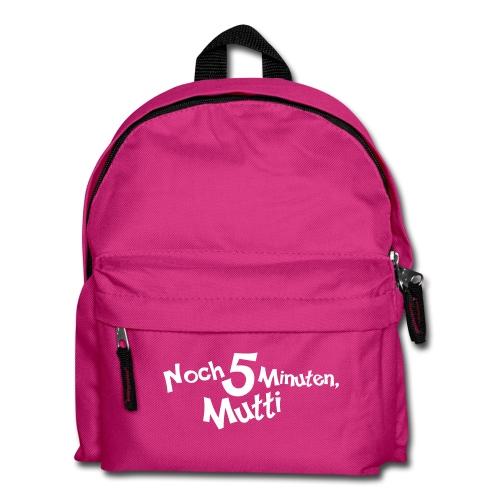 Kinder Rucksack N5MM - Kinder Rucksack