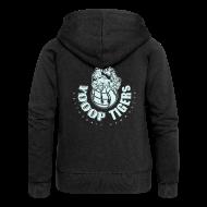 Sweat-shirts ~ Veste à capuche Premium Femme ~ Le Reflecto-Sweat YOOOPETTE