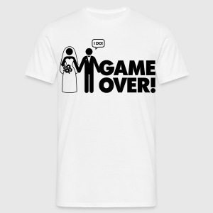 Game Over 2 (1c)++ Camisetas - Camiseta hombre