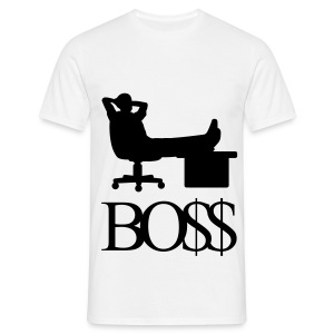 BOSS - Mannen T-shirt