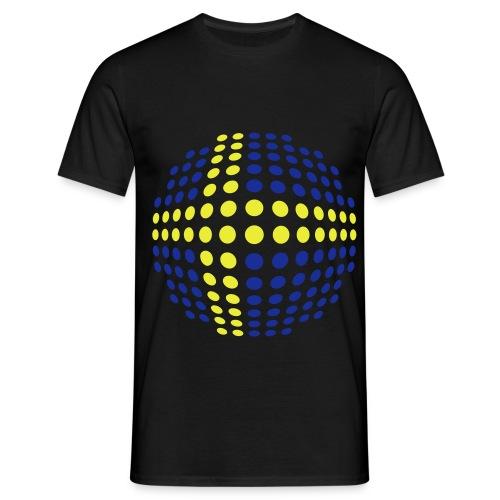 Sweden T-Shirt  - Männer T-Shirt