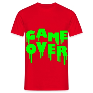 Game Over Exclusive Design - Mannen T-shirt