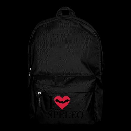 I love speleo bag - Zaino