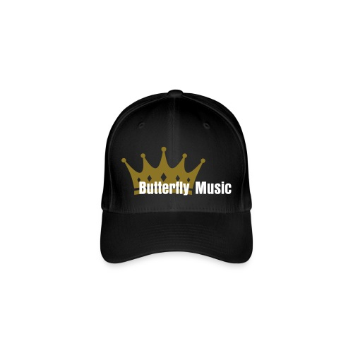 Butterfly Music Kings - Flexfit Baseballkappe