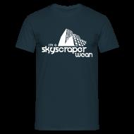 T-Shirts ~ Men's T-Shirt ~ Skyscraper Wean