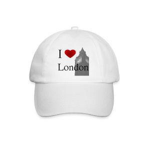 I Love London Cap - Baseball Cap