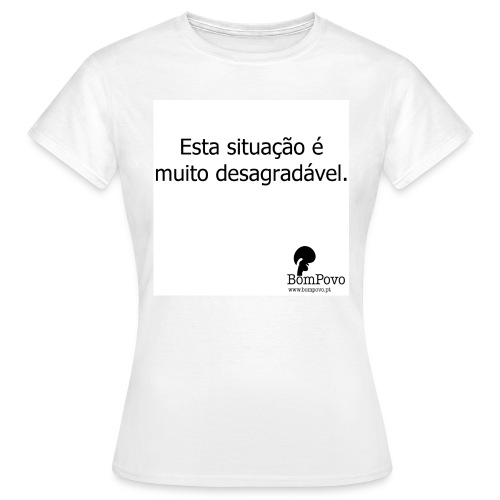 estasituacaoemuitodesagradavel
