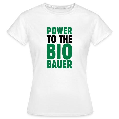 Power-Womenshirt - Frauen T-Shirt